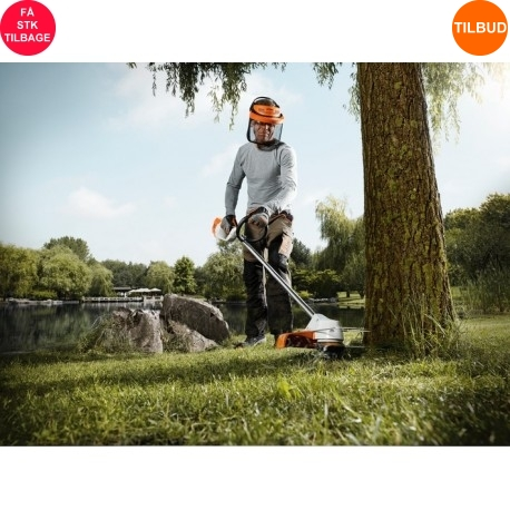 Stihl batteri trimmer