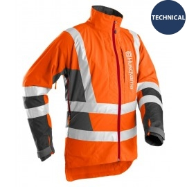 Husqvarna Jakke High Viz, Technical