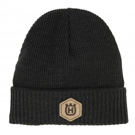 Husqvarna Beanie season, knitted Wool Xplorer
